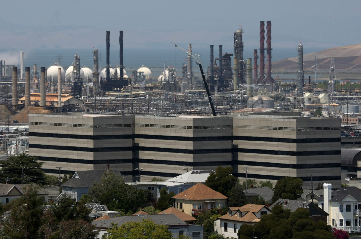 Richmond Becomes Latest California City to File Climate Lawsuit Vs. Big Oil