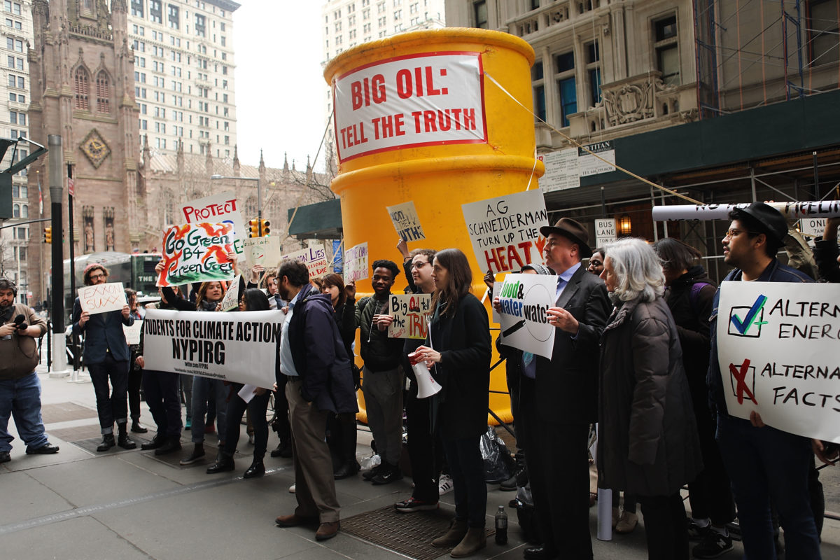 Exxon-Funded Study Rebuts Research That Showed It Deceived Public on Climate