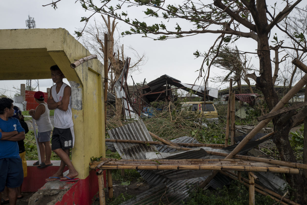Climate Accountability Probe Brings Philippines Human Rights Hearing to NYC