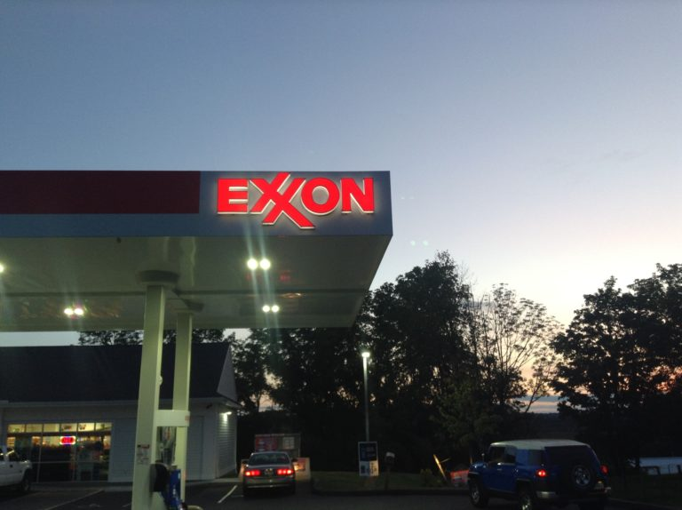 Exxon faces a class action suit from investors in federal court