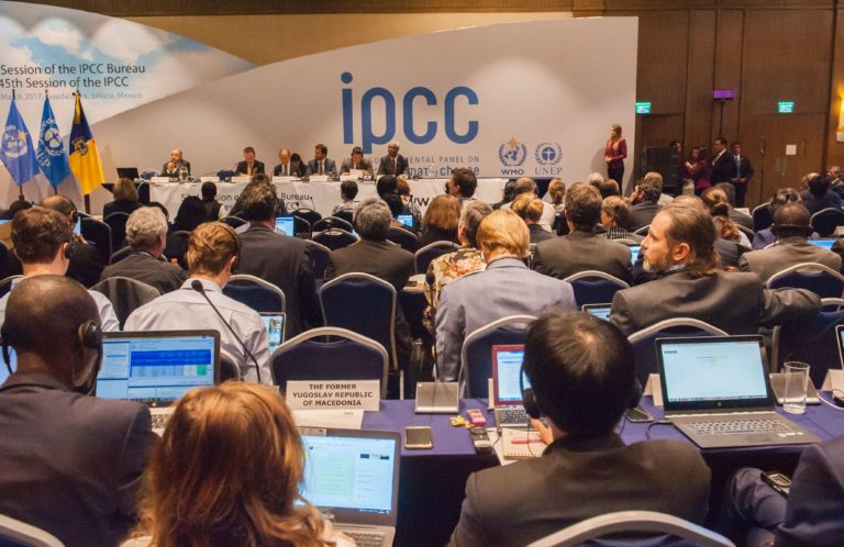 The Global Climate Coalition targeted the processes of the UN's International Governmental Panel on Climate Change