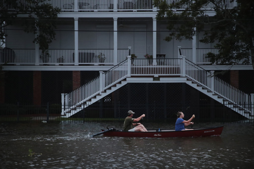 Barry Spares New Orleans But Still Shows Climate Change's Heavy Toll