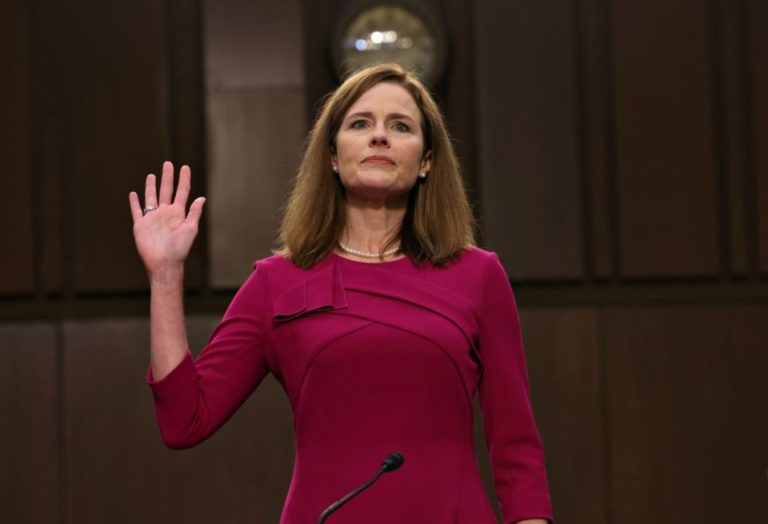 Amy Coney Barrett's father was a longtime attorney for Shell